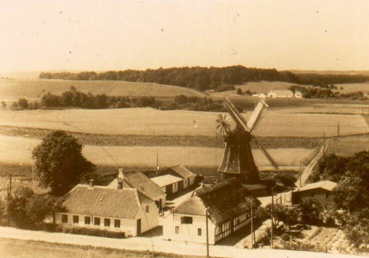 5 Haagerup Mølle opført 1868