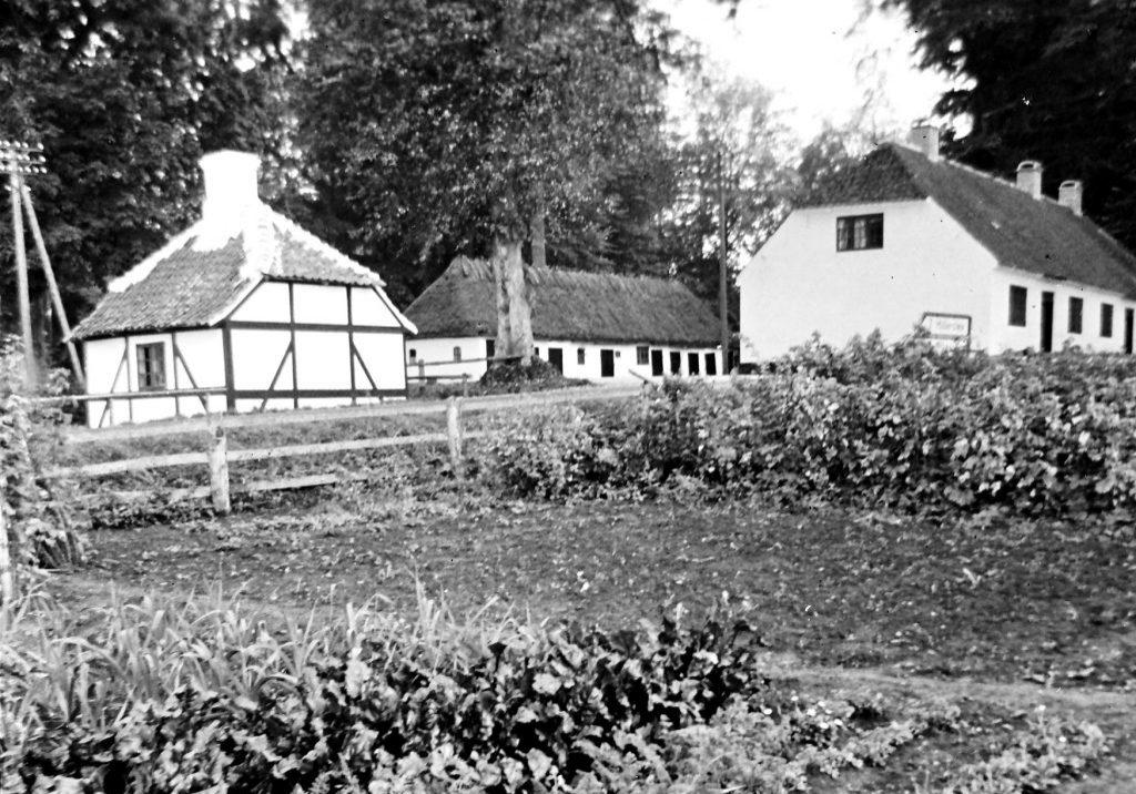 Vaskehuset ved Brahetrolleborg